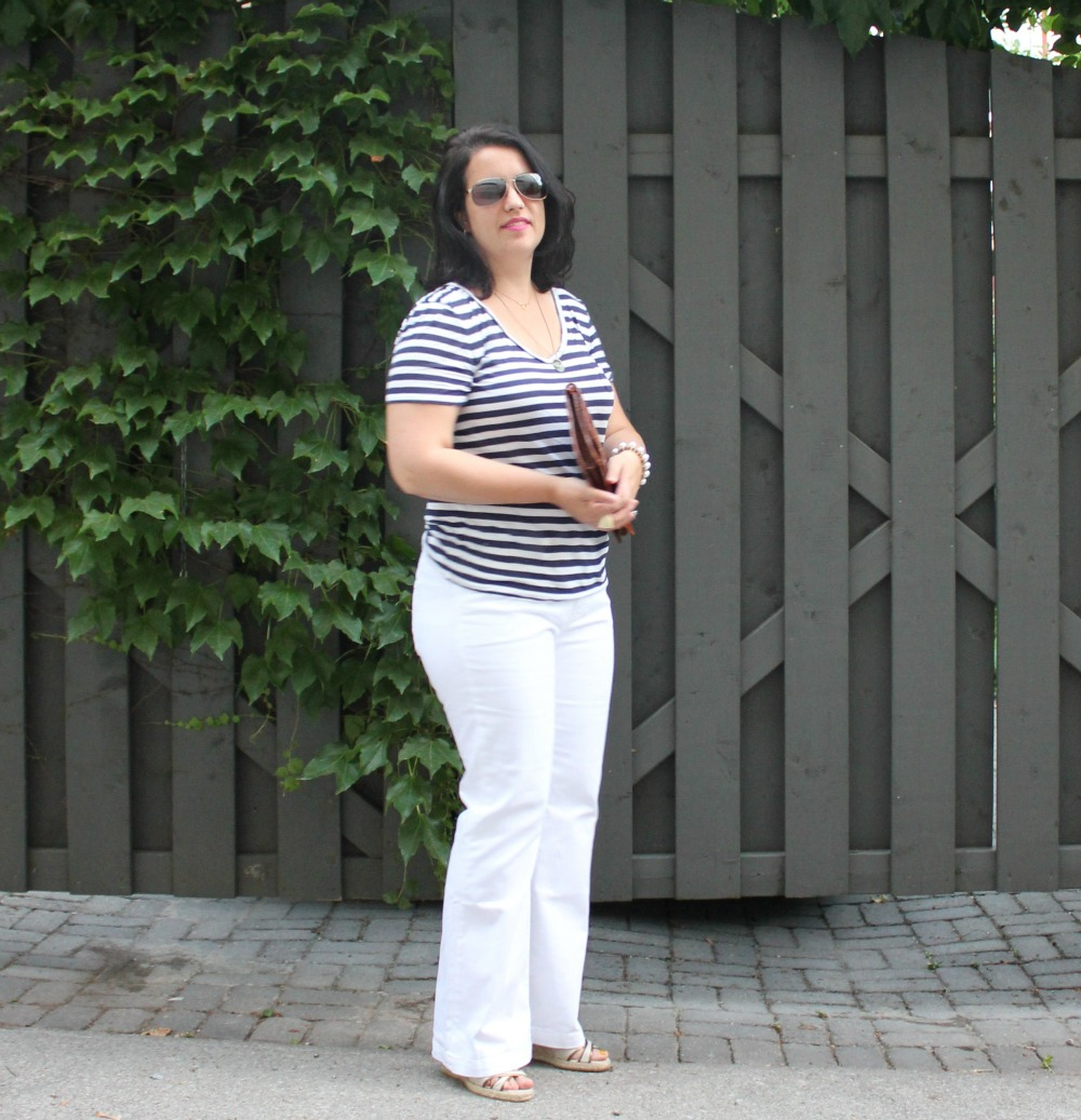 How I wear it White Jeans ⋆ chic everywherechic everywhere