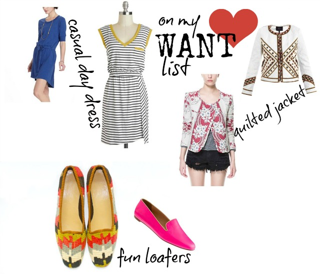 Spring 2013 trends must haves