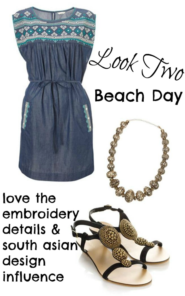 beach day outfit monsoon