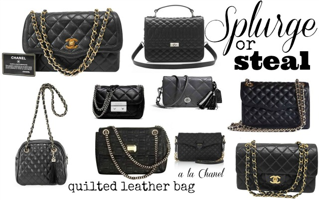 Look A Like Chanel Bags ⋆ Chic Everywhere