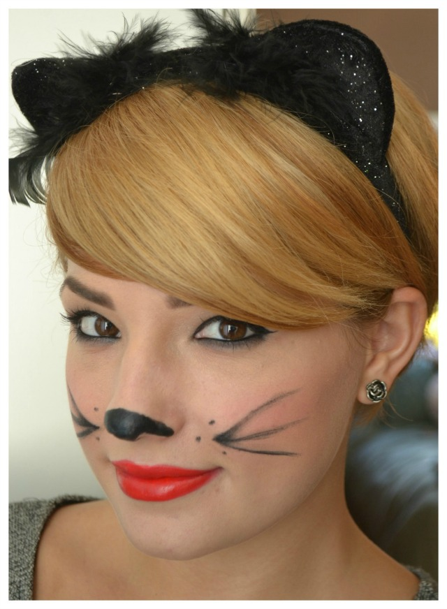 Gallery For &gt Cat Eyes Costume Makeup - Cat Costume Makeup Ideas