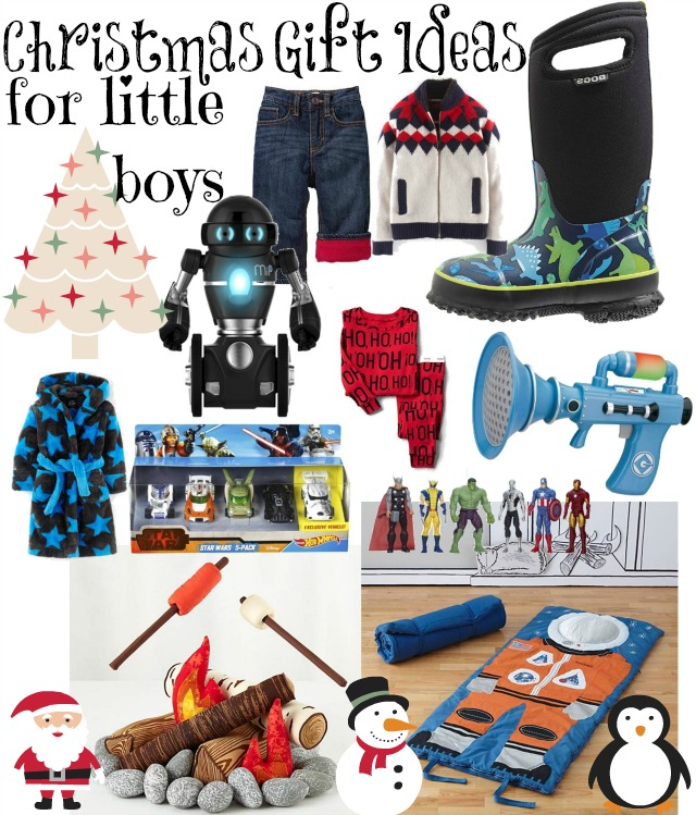 Christmas Gift Ideas for Kids; Little Boys ⋆ chic everywhere