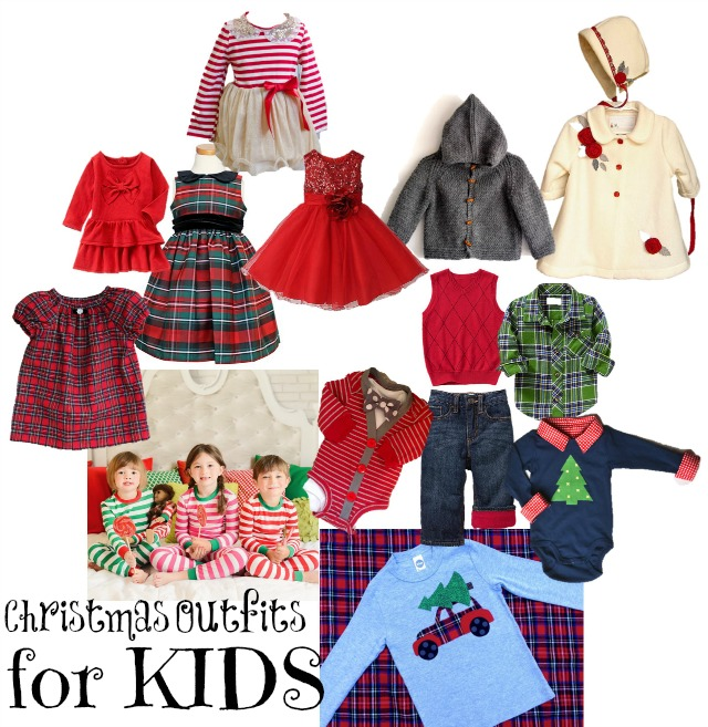 Christmas Outfits for Children ⋆ chic everywhere