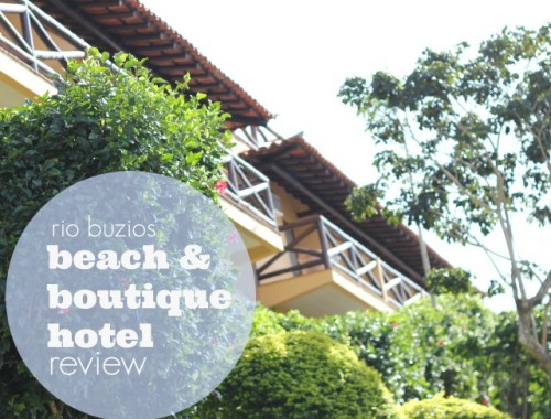 rio buzios beach hotel review, rio buzios boutique hotel review